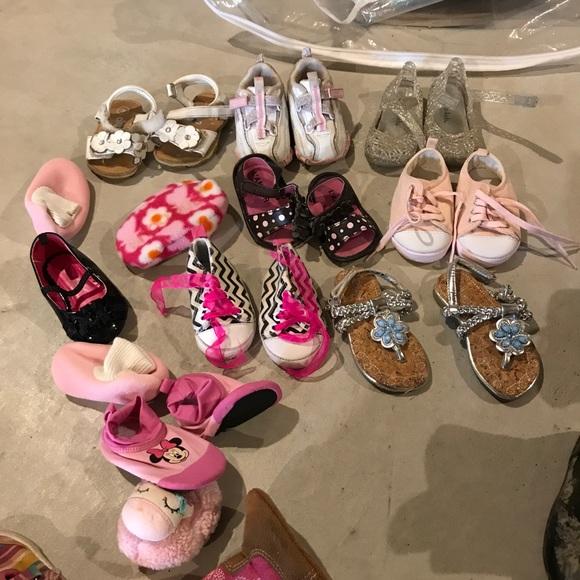 NWT Gymboree Girls Shoes NEW Choice